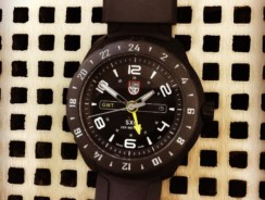 Luminox SXC PC Carbon GMT Black Watch Review