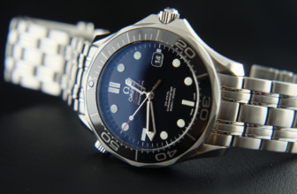 Omega Seamaster Professional 212.30.41.20.01.003 Co-Axial Black Dial Review