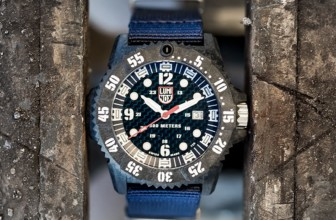 Luminox Master Carbon Seal 3803 Series Men's Watch Review