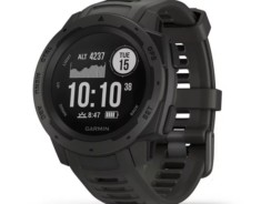 Garmin Instinct, Rugged Outdoor Watch with GPS Review