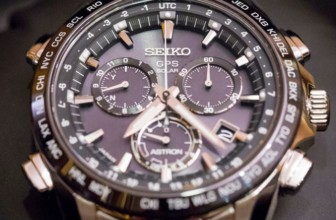 Seiko Astron GPS Dual Time Watch Review