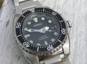 Seiko SKA371 Stainless Steel Kinetic Dive Watch Review