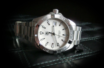 Tag Heuer Aquaracer Silver Tone WAY1111.BA0928 Watch Review