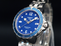 Tissot Seastar 1000 Powermatic 80 Stainless Steel Watch Review