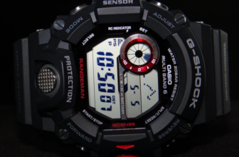 Review of the G-Shock Men's GW-9400-1CR Rangeman Watch