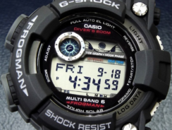 Casio G-Shock GWF-1000-1JF Frogman Dive Watch Review