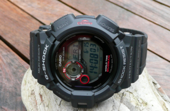 G-Shock G9300-1 Mudman Review