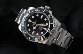 Rolex Submariner 114060 Dive Watch Review